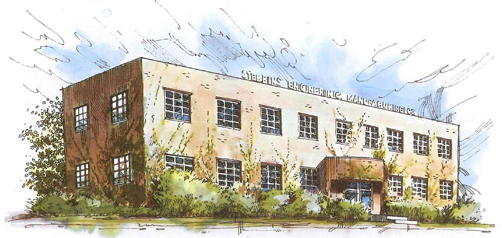 Stebbins office