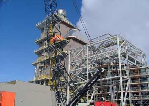 Reinforced concrete construction