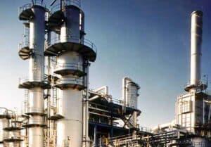 Vinyl chloride monomer plant